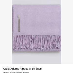 Alicia Adams Alpaca Mark & Graham Maxi Wrap
